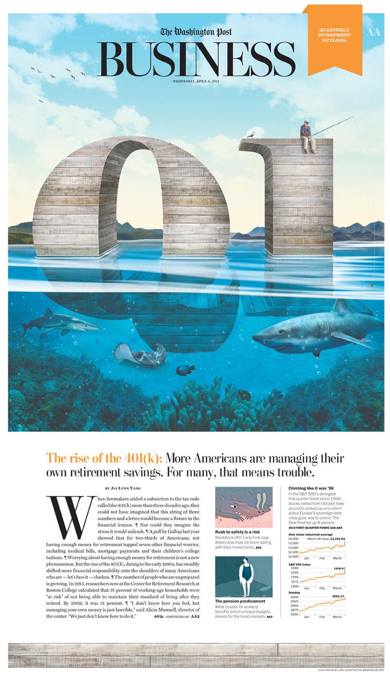 Washington Post – Q1 Cover